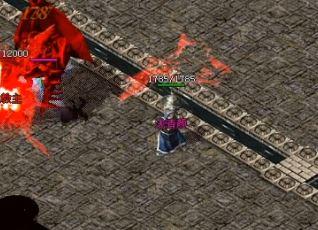 特戒传说中道士玩家的一些常用PK技巧